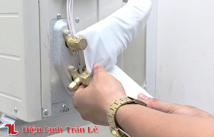 Bảng giá lắp máy lạnh tại tphcm